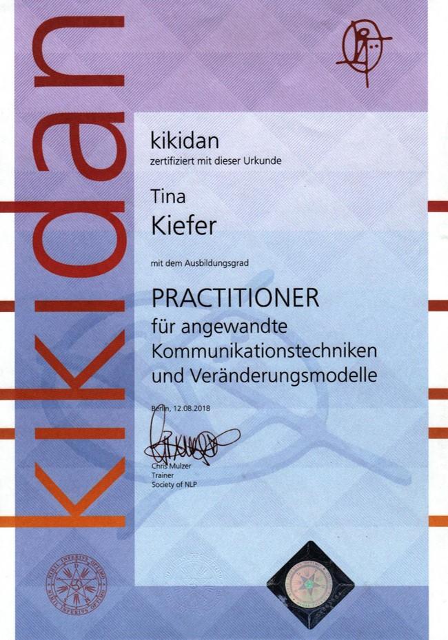 Kikidan-Practitioner