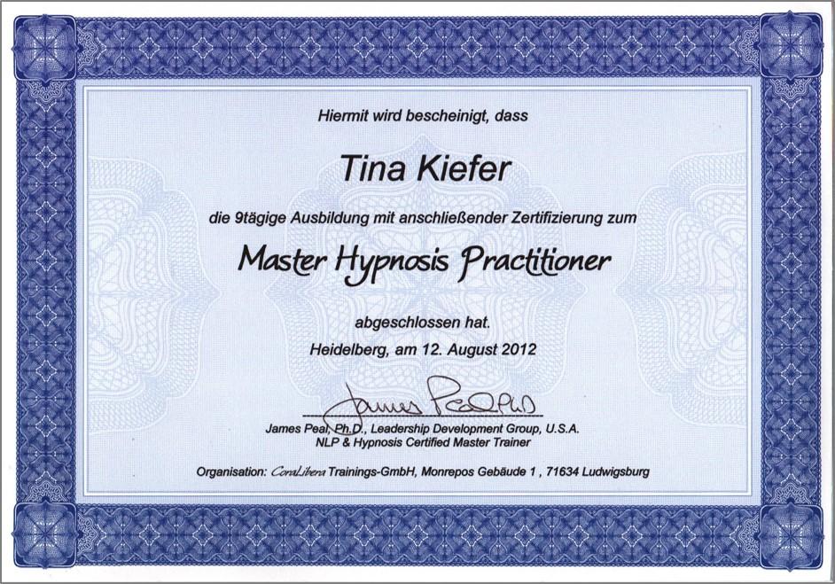 Master Hypnosis