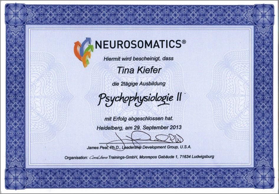 Psychophysiologie 2